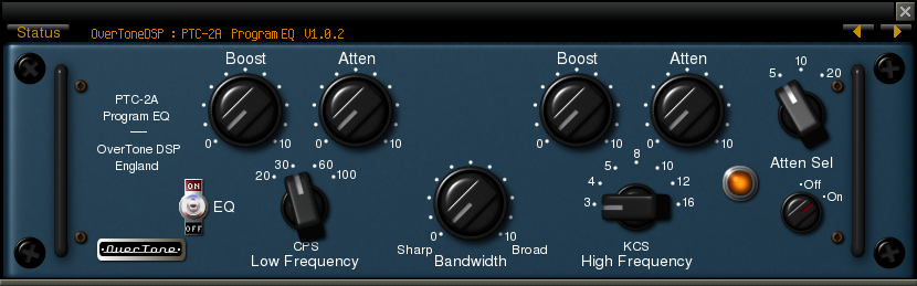 OverTone DSP Plugins Pack 06.04.2014 (Win / Mac OS X)