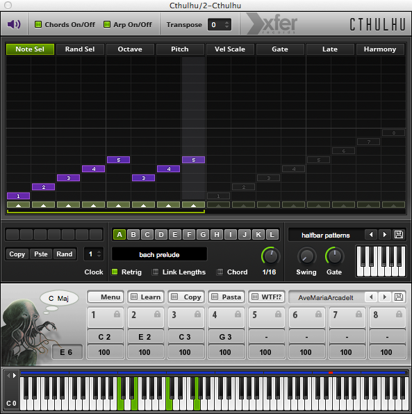 Xfer Records Cthulhu v1.03 (Win / Mac OS X)