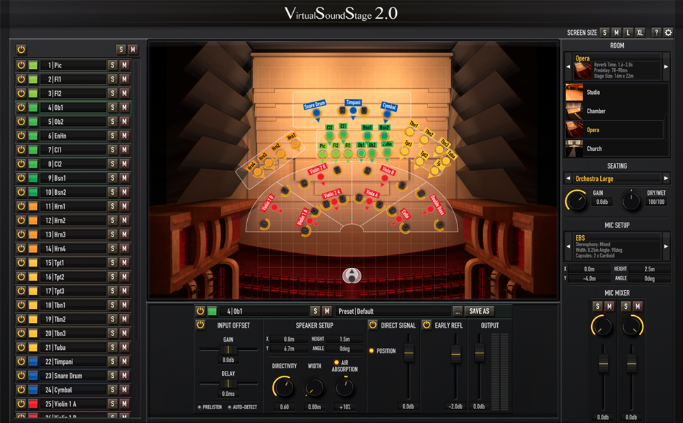 Parallax-Audio VirtualSoundStage Pro 2.0 (Win/Mac)