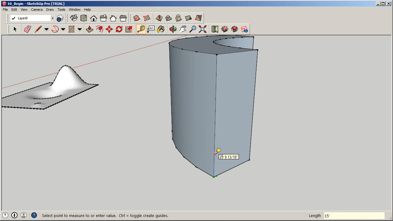 Conceptual Massing Techniques in SketchUp