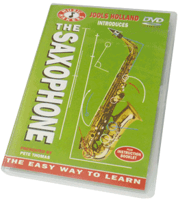 Music Makers: The Saxophone - The Easy Way To Learn [Repost]
