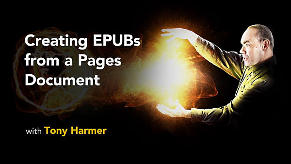 Lynda - Creating EPUBs from a Pages Document