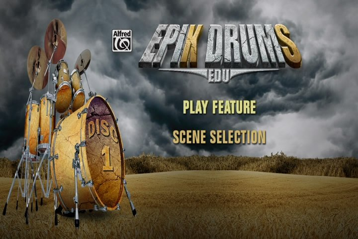Epik Drums EDU by Ken Scott [repost]