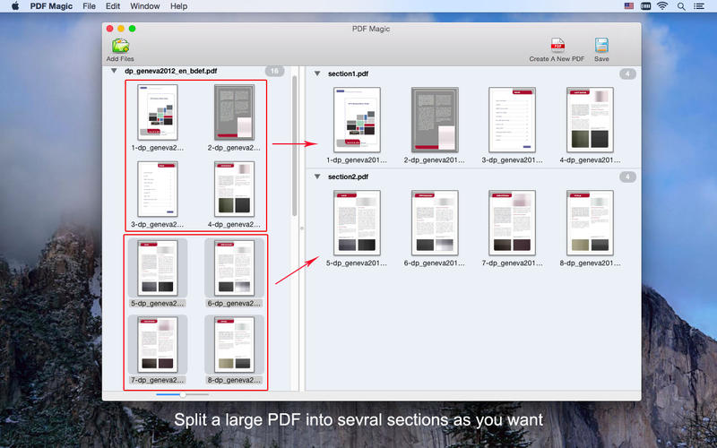 Enolsoft PDF Magic v2.6.0 MacOSX Retail