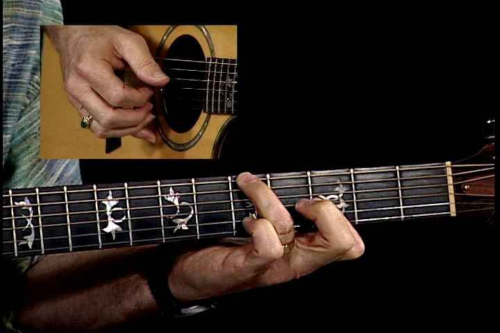 Homespun Easy Steps to Guitar Fingerpicking (3 DVD Set)