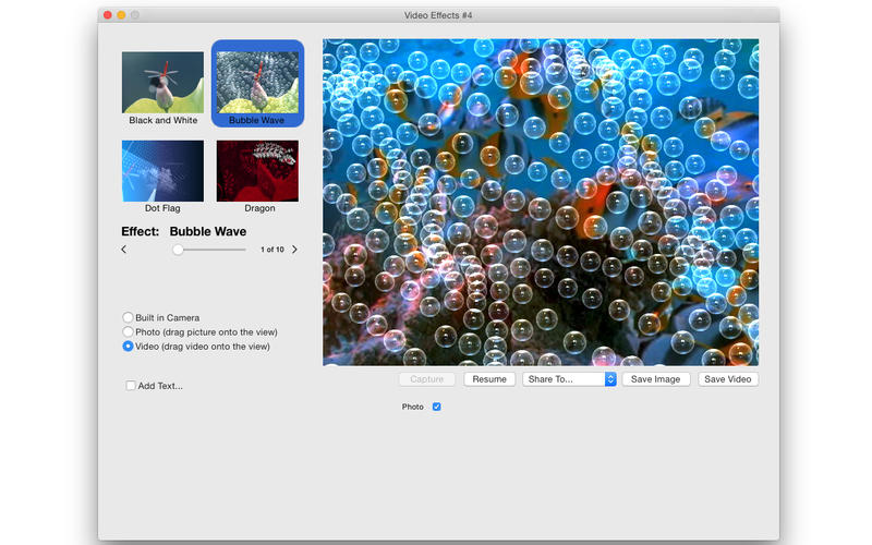 Video Effects #4 v4.0.0 Mac OS X