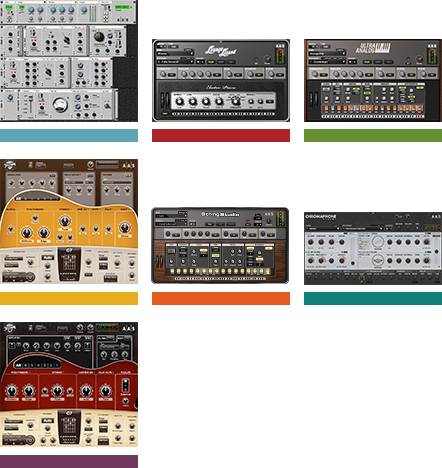 Applied Acoustics Systems Modelling Collection v6.0 (Win / Mac OS X)