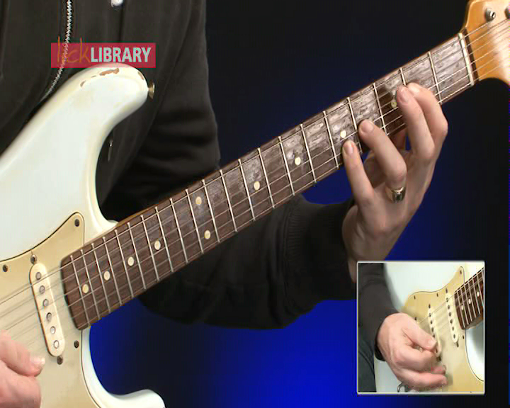 Lick Library - Learn To Play Eric Johnson 2 DVD (2014)