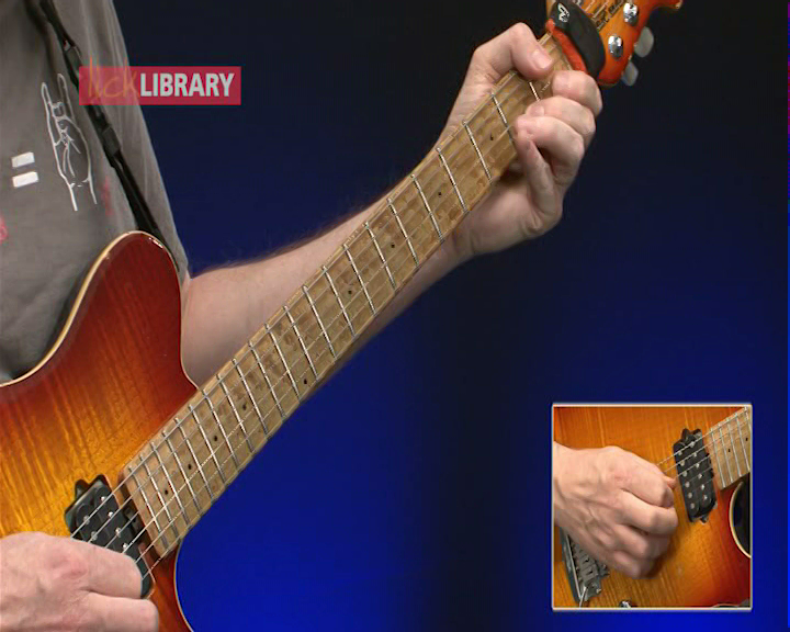 Lick Library - Jam With Jamie Humphries (2014)