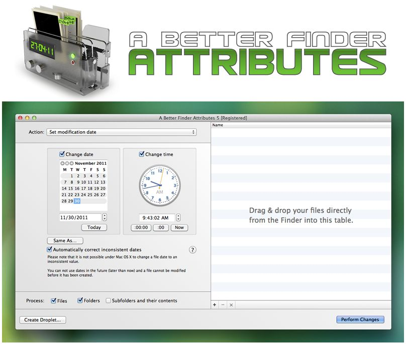A Better Finder Attributes 5.26