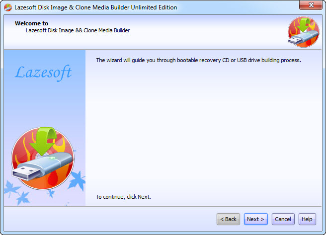 Lazesoft Disk Image and Clone Unlimited Edition 3.5.1