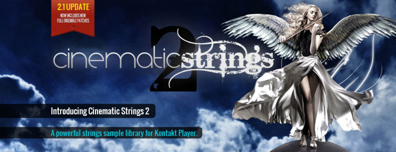 Cinematic Strings 2.1 KONTAKT [REPOST]