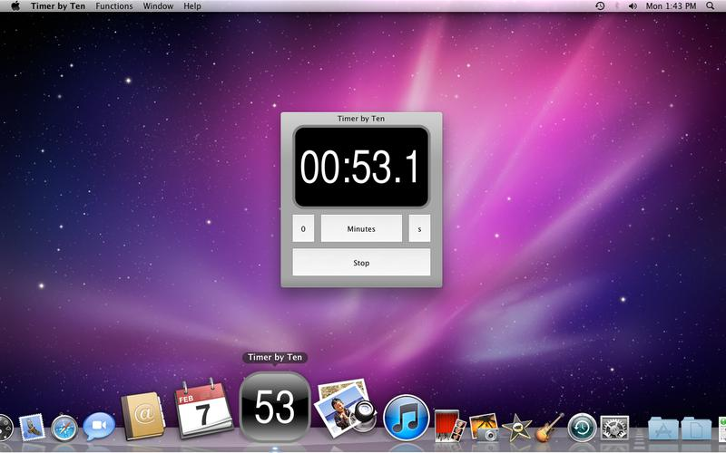 Timer by Ten 1.9.0 Retail Multilingual