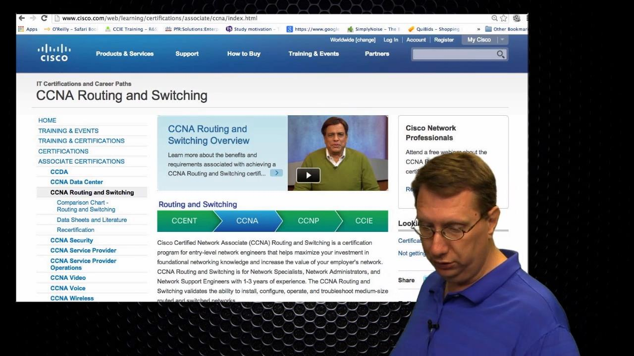 iPexpert's Cisco CCNA R&S (200-120) CCNAX Video on Demand :: Next Generation
