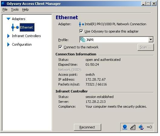 Juniper Networks Odyssey Access Client Manager 5.60.27023.0 FIPS Edition Multilingual