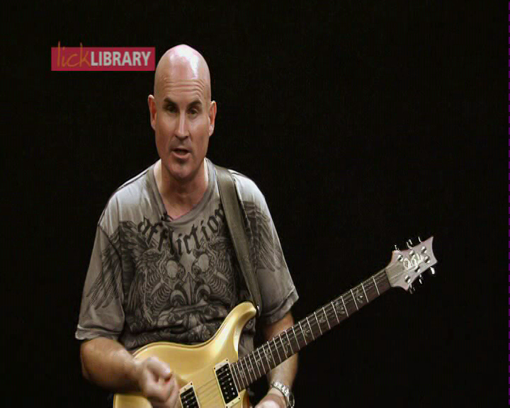 Lick Library - Stuart Bull's Advanced Blues In 6 Weeks - Week 1