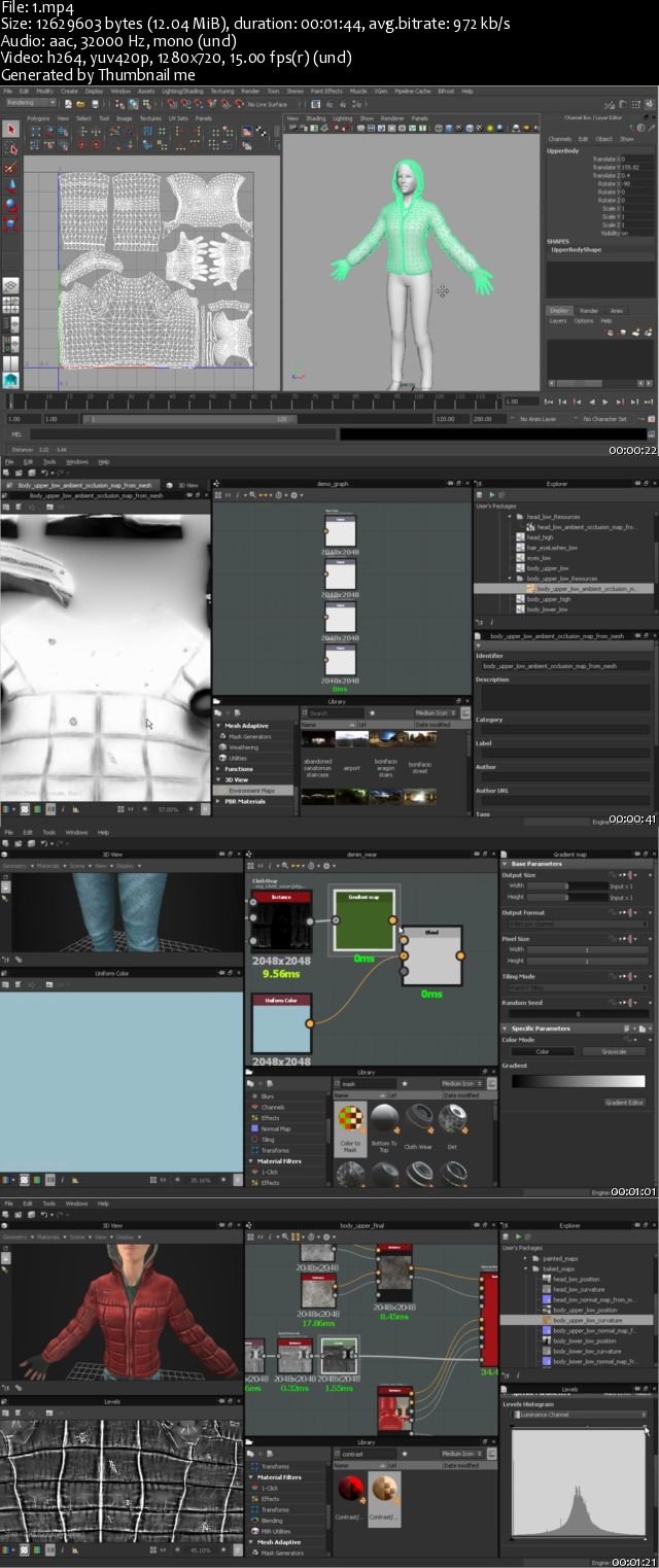 Introduction to Substance Designer 4.6