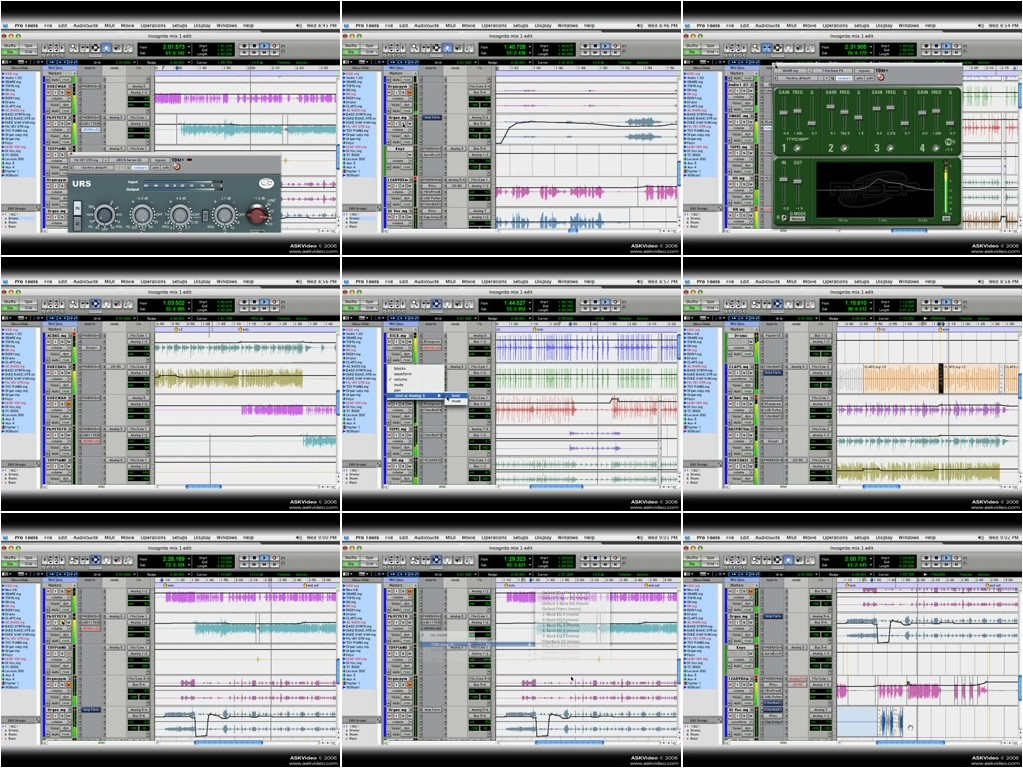 ASK Video - Mixing With the Pros [Repost]