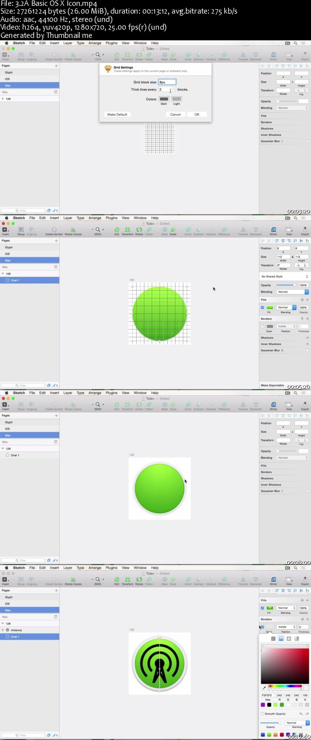 Tutsplus - Icon Design in Sketch