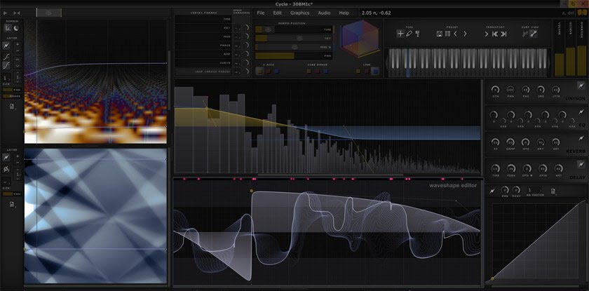 Amaranth Audio Cycle 1.8