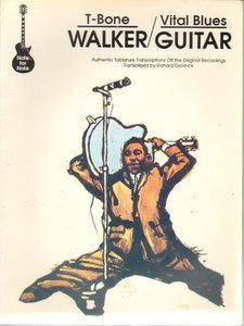 T-Bone Walker - Vital Blues Guitar screenshot