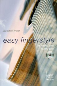 Easy Fingerstyle Vol.1: 16 melodic tunes for solo guitar - Noten und Tabulaturen screenshot