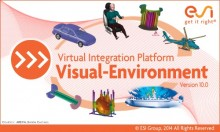ESI Visual-Environment v10.0