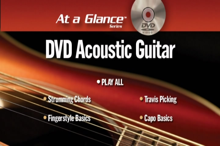 At a Glance - 04 - Acoustic Guitar [repost]