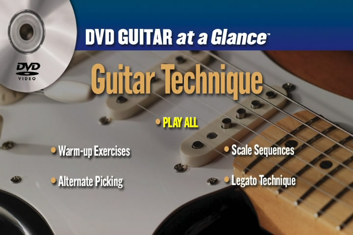 At a Glance - 08 - Guitar Technique [repost]