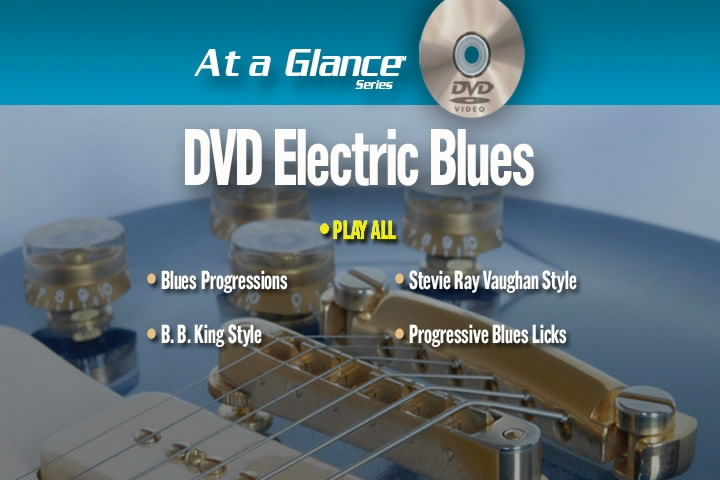 At a Glance - 12 - Electric Blues [repost]