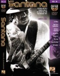 Guitar Play-Along: Volume 36 - Santana