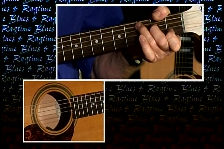 Acoustic Fingerstyle - Blues & Ragtime: Learning Fingerstyle with Max Milligan