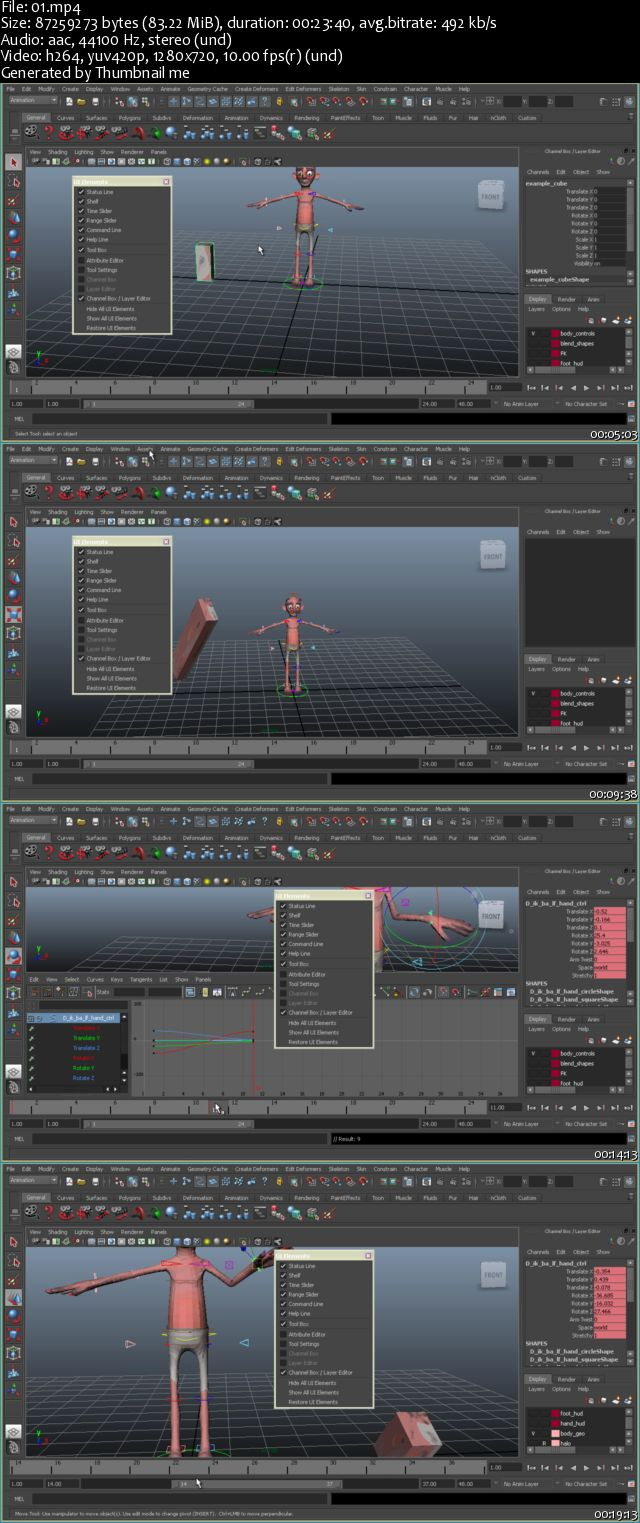 CGCircuit - Non-Animation Essentials for Animators