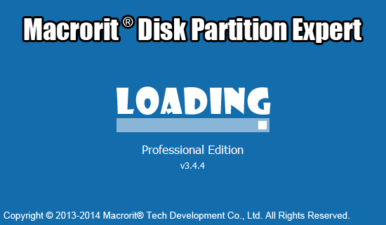Macrorit Disk Partition Expert 3.8.0 Unlimited Edition + Portable