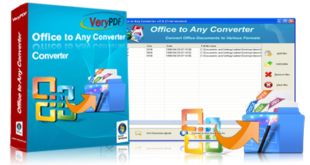 VeryPDF Office To Any Converter 2.1