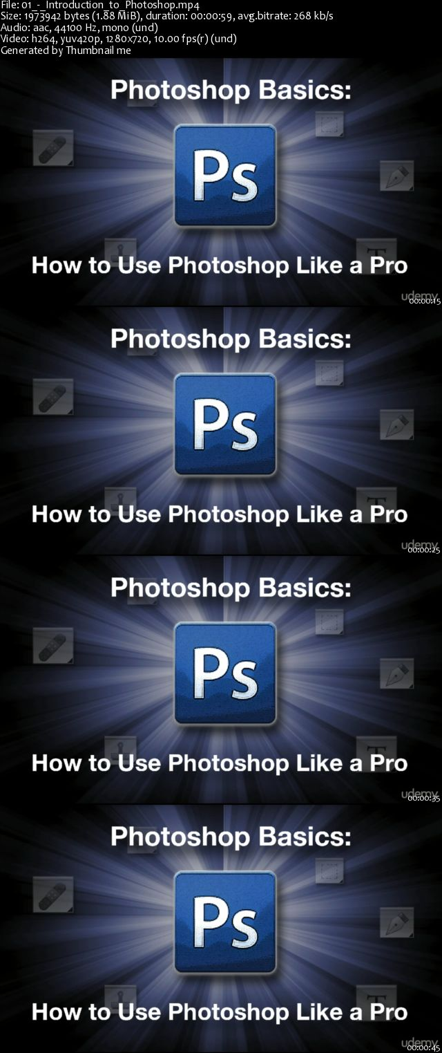 Photoshop Basics: How to Use Photoshop Like a Pro