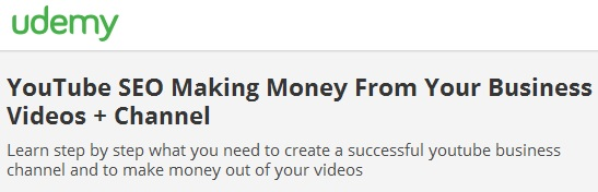 YouTube SEO Making Money From Your Business Videos + Channel