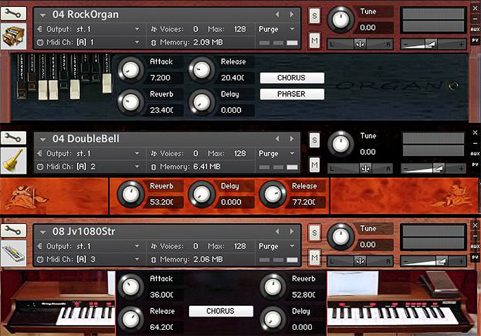 norCTrack Vintage Synth Collection KONTAKT