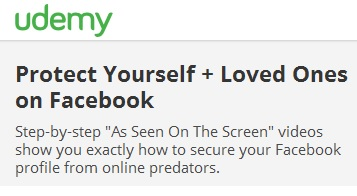 Protect Yourself + Loved Ones on Facebook