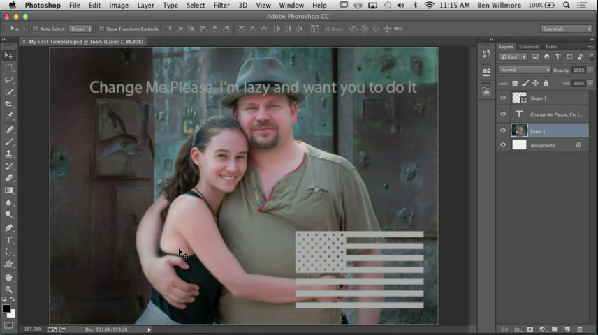 CreativeLive - Photoshop: Working With Variables