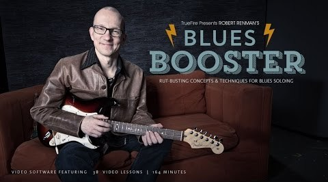Truefire - Robert Renman's Blues Booster (2014)