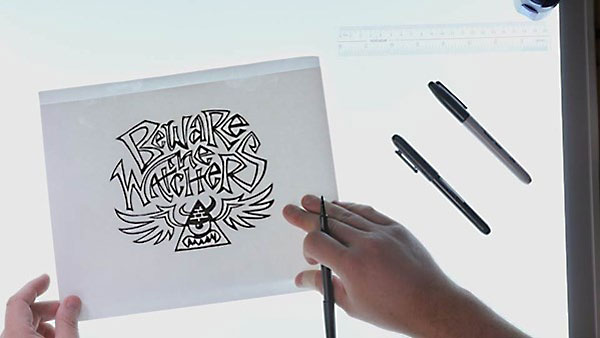 Lynda - Drawing Vector Graphics: Hand Lettering