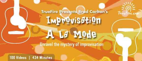 TrueFire - Improvisation A La Mode