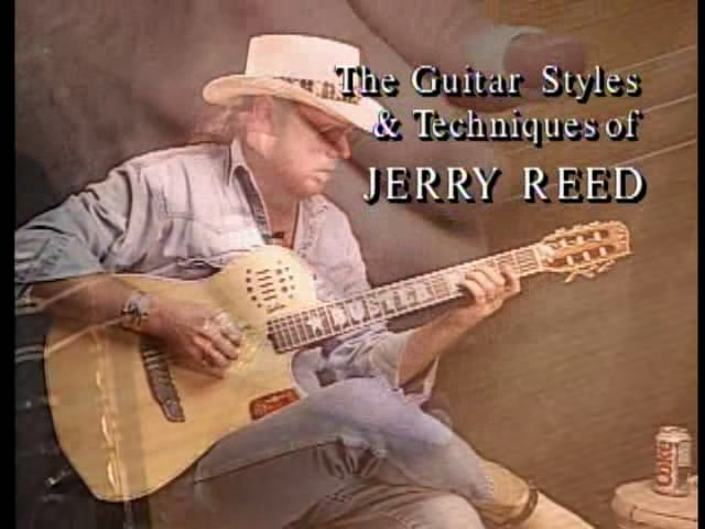 Guitar Styles and Techniques of Jerry Reed
