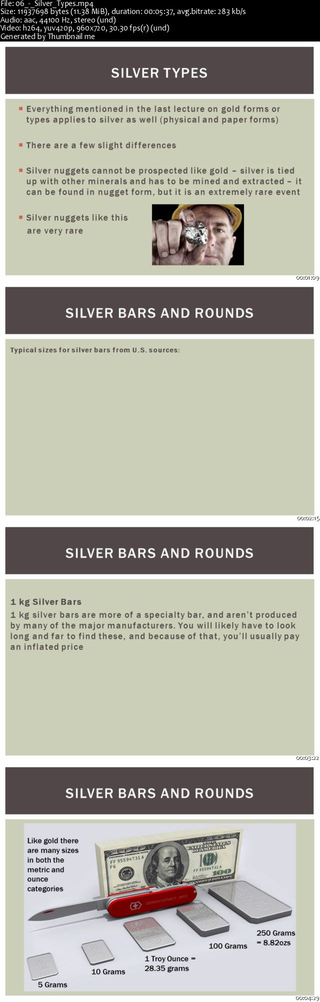 Hacker's Guide To Gold, Silver & Jewelry