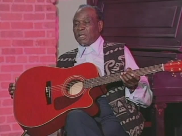 Delta Blues Guitar: Featuring Honeyboy Edwards