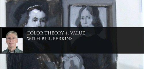Color Theory 1 - Value - Bill Perkins