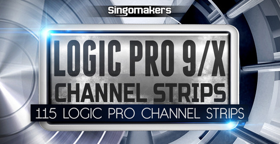Singomakers Logic Pro 9 X Channel Strips