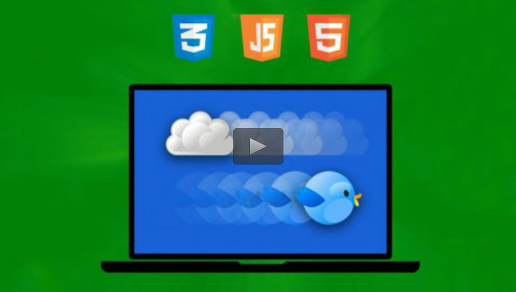 Animating with CSS3, Javascript and HTML5