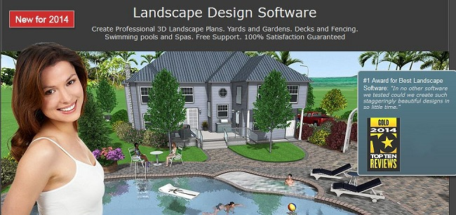 Realtime Landscaping Architect 2014 v6.02